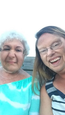 Face swap with Grandma Cox!